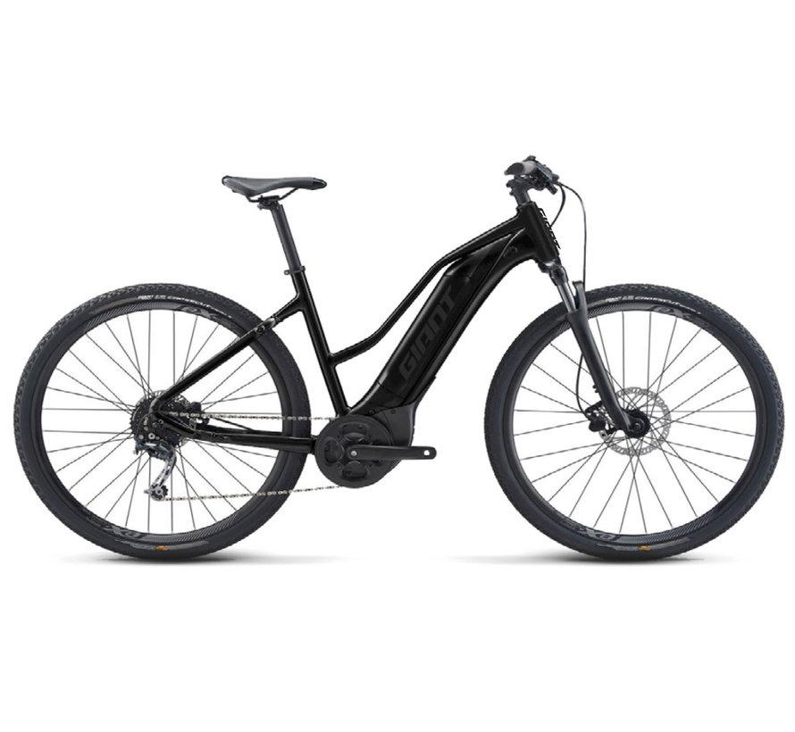 Roam E+ STA 2021 - Vélo hybride électrique simple suspension