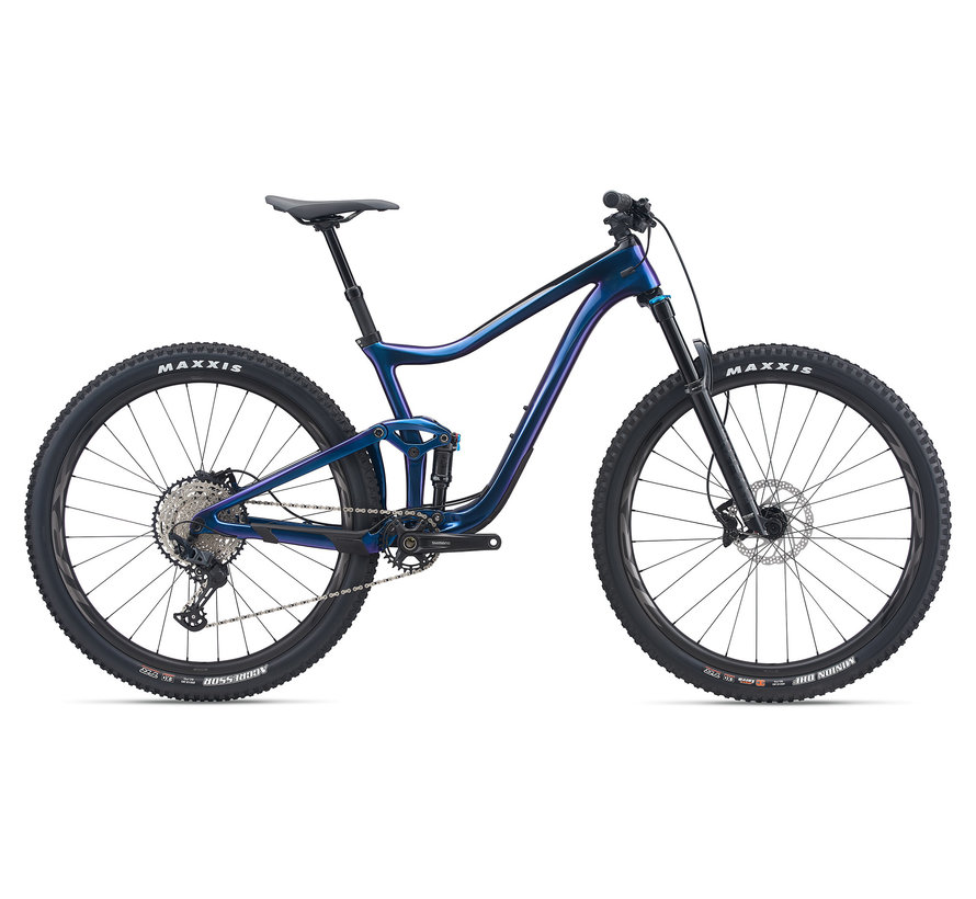 Trance Advanced Pro 29 2 2021- Vélo montagne All-mountain double suspension
