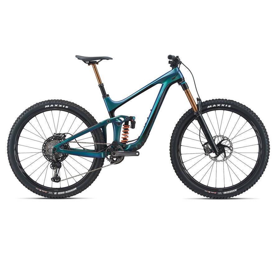 Reign Advanced Pro 29 0 2021 - Vélo montagne Enduro double suspension