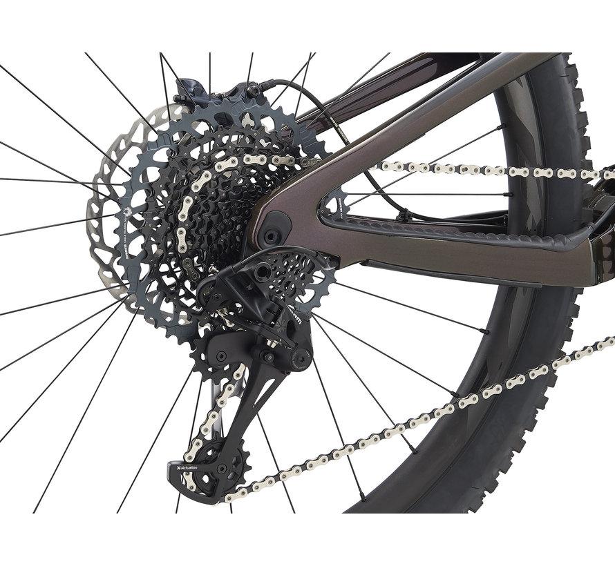Reign Advanced Pro 29 1 2021 - Vélo montagne Enduro double suspension