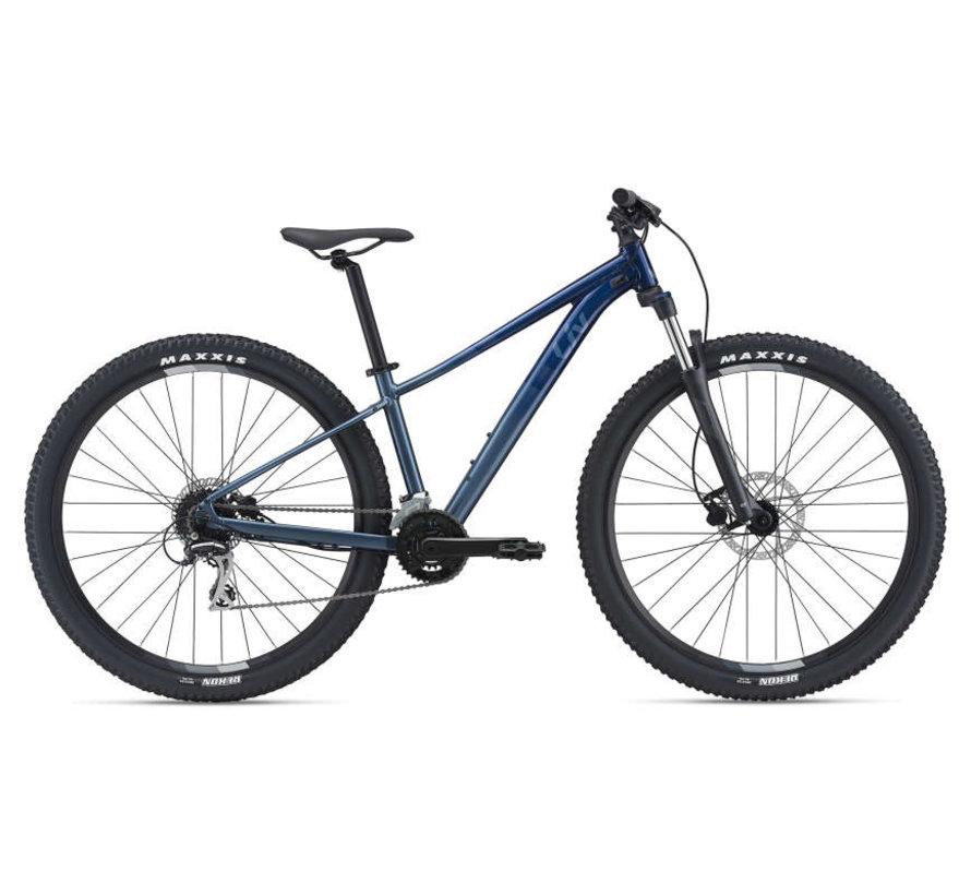 Tempt 2 2021 - Vélo montagne Cross-country simple suspension pour Femme