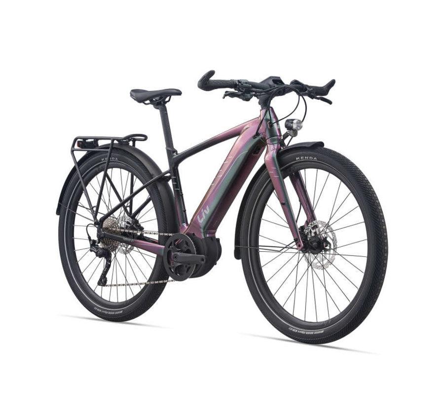Thrive E+ EX Pro 2022 - Vélo électrique hybride performance pour Femme