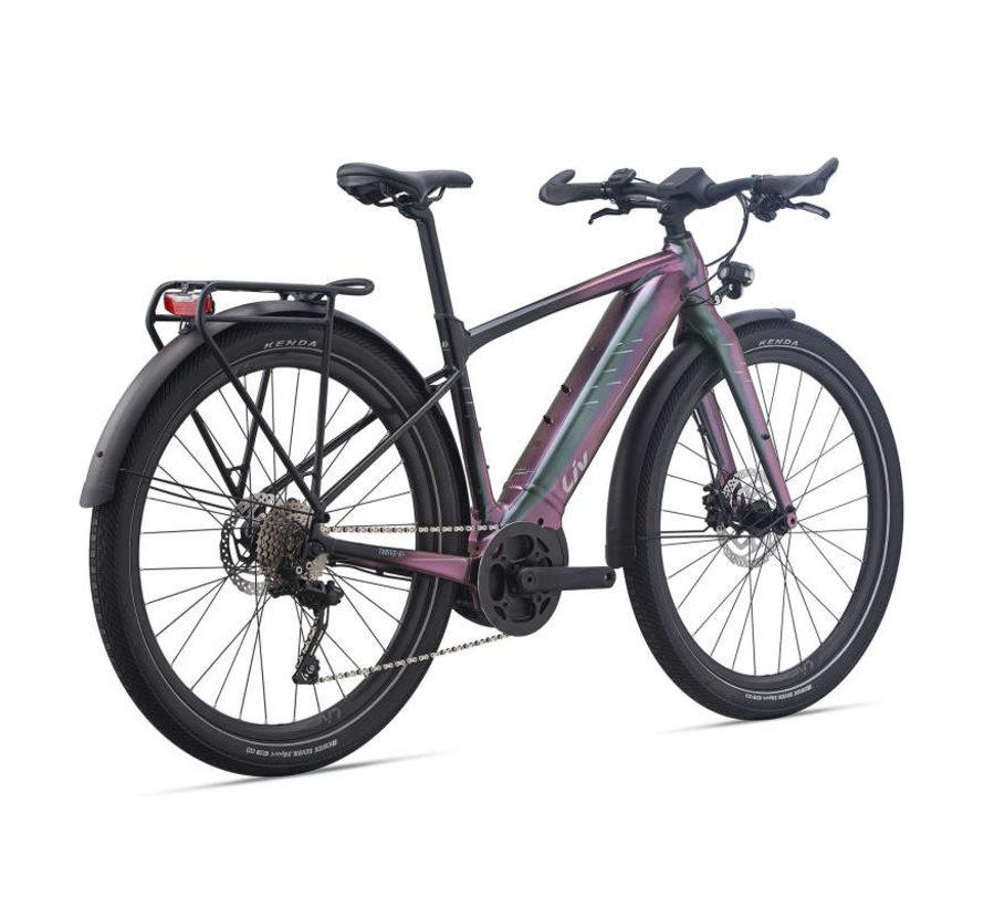 Thrive E+ EX Pro 2021 - Vélo électrique hybride performance pour Femme