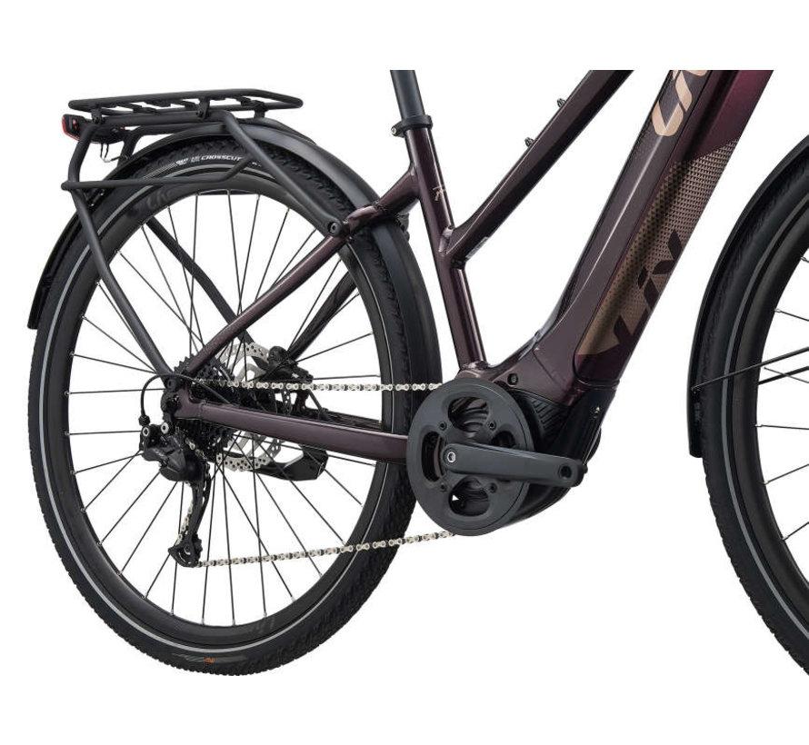 Amiti E+ 2 2022 - Vélo hybride électrique simple suspension Femme