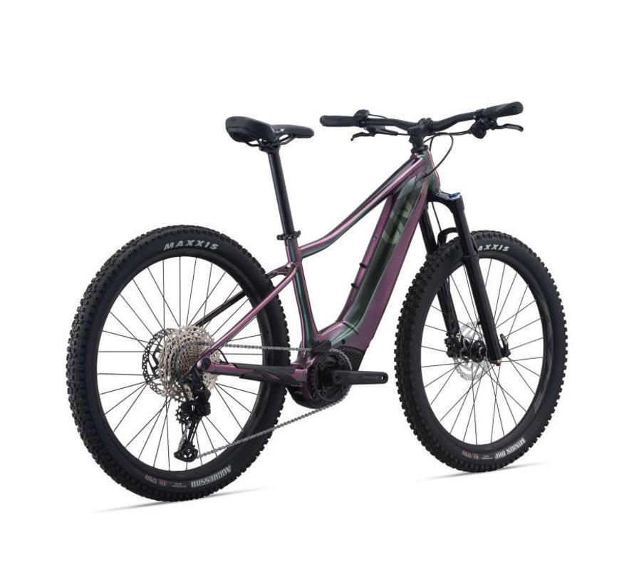 Vall E+ Pro 2021 - Vélo électrique de montagne cross-country simple suspension Femme
