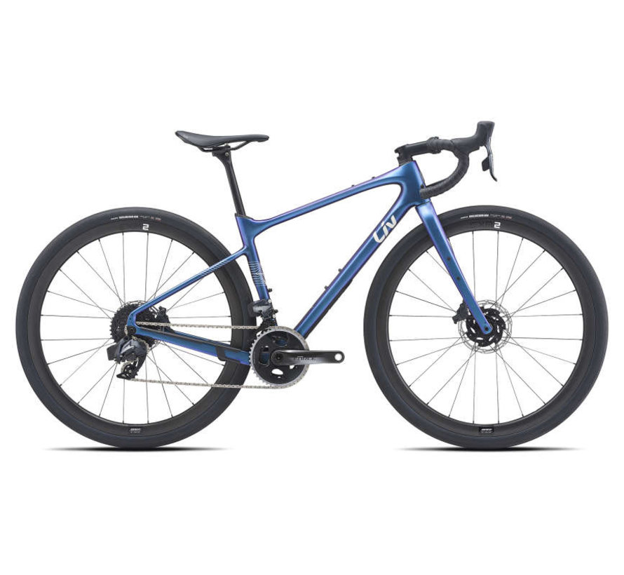 Devote Advanced Pro 2021 - Vélo gravel bike Femme