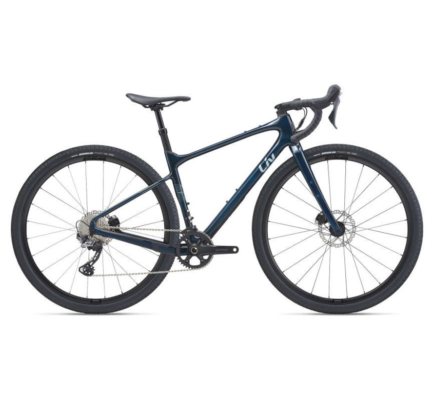 Devote Advanced 1 2021 - Vélo gravel bike Femme