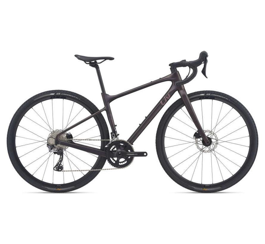 Devote Advanced 2 2021 - Vélo gravel bike Femme