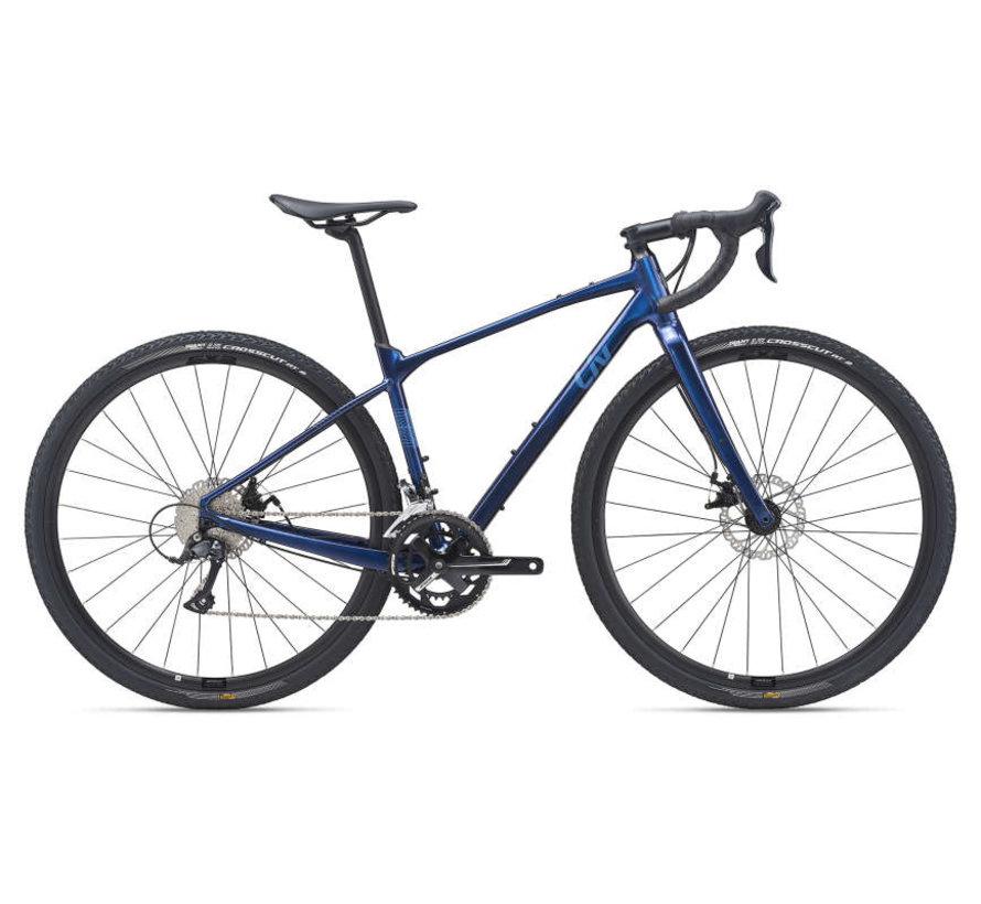 Devote 2 2021 - Vélo gravel bike Femme