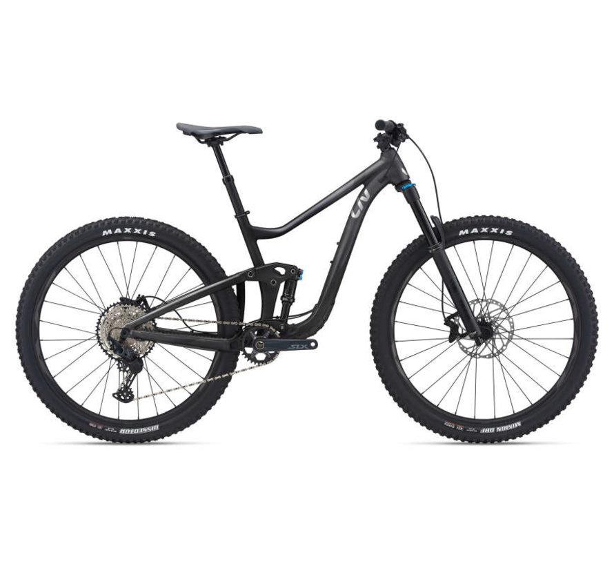 Intrigue 29 2 2021 - Vélo montagne All-mountain double suspension Femme