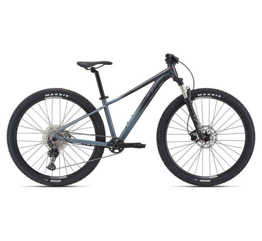 Tempt 0 2021 - Vélo montagne cross-country simple suspension Femme