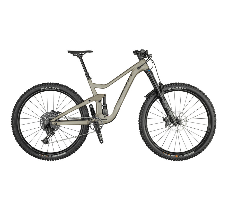 Ransom 920 2021 - Vélo montagne Enduro double suspension