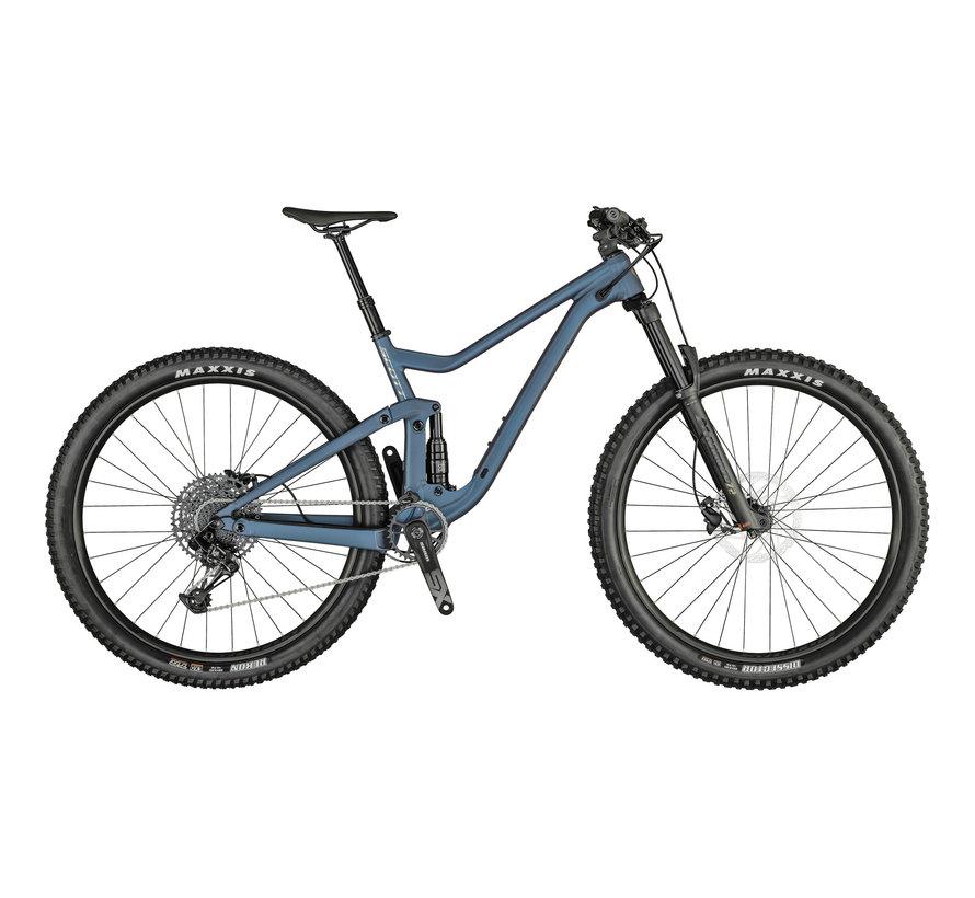 Genius 960 2021 - Vélo montagne All-mountain double suspension