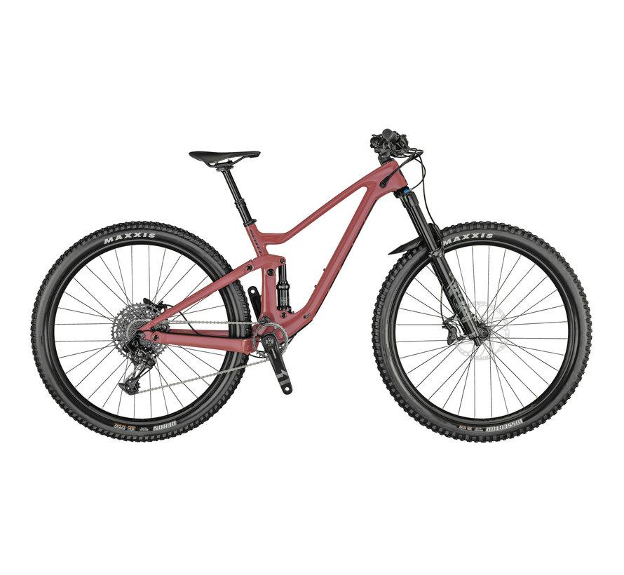 Contessa Genius 910 2021 - Vélo montagne All-mountain double suspension Femme