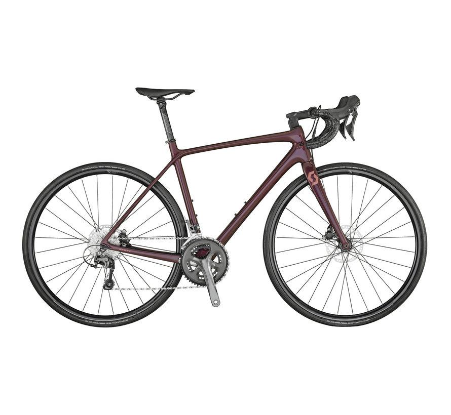 Contessa Addict Disc 35 2021 - Vélo de route endurance Femme