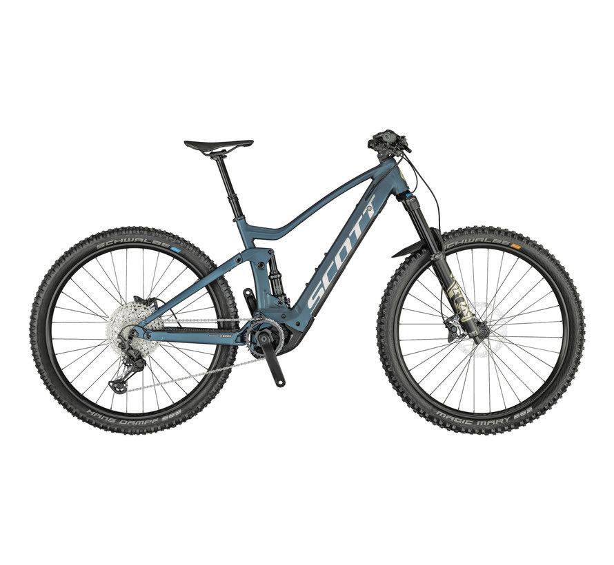 Genius eRIDE 920 2021 - Vélo électrique de montagne All-mountain double suspension