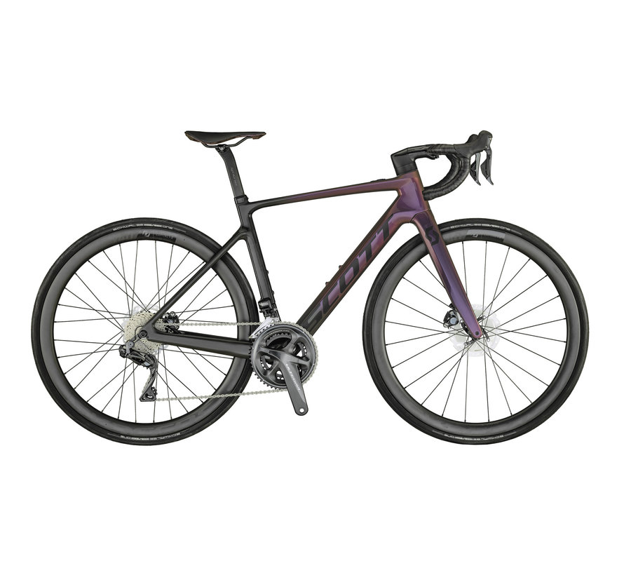 Contessa Addict eRIDE 10 2021 - Vélo électrique gravel bike Femme