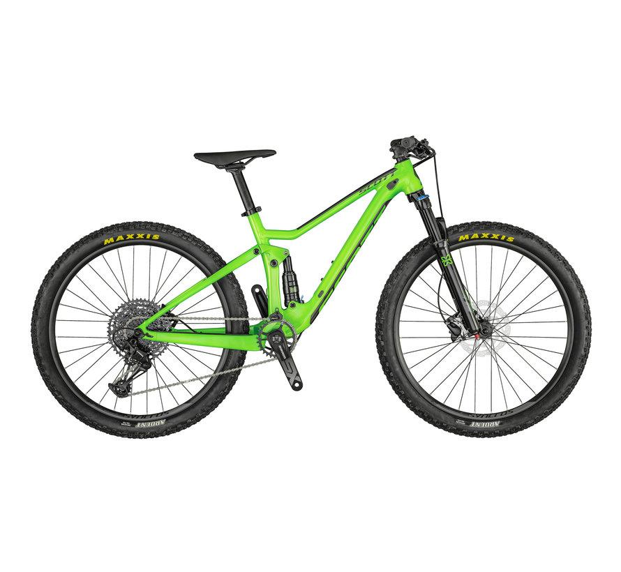 Spark 600 2021 - Vélo montagne cross-country double suspension pour Enfant
