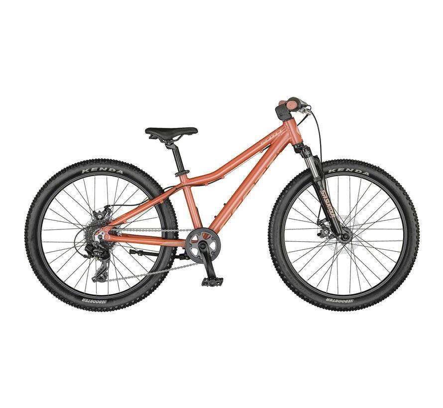 Contessa 24 Disc 2021 - Vélo montagne pour enfant 8 à 11 ans (roues 24 pouces)