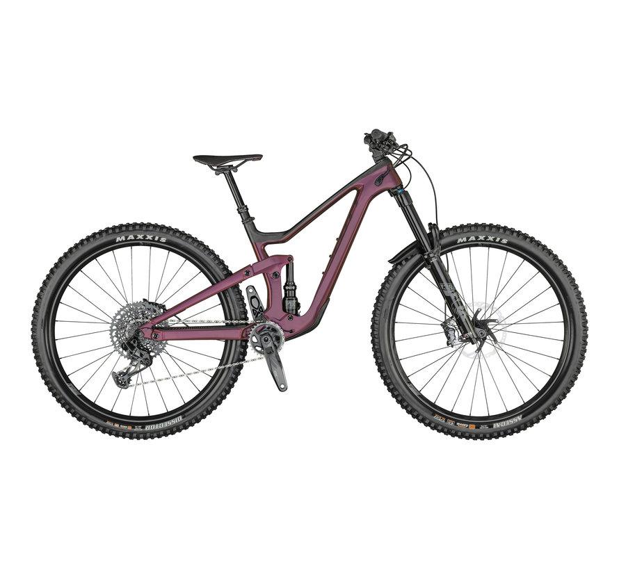 Contessa Ransom 910 2021 - Vélo montagne Enduro double suspension Femme