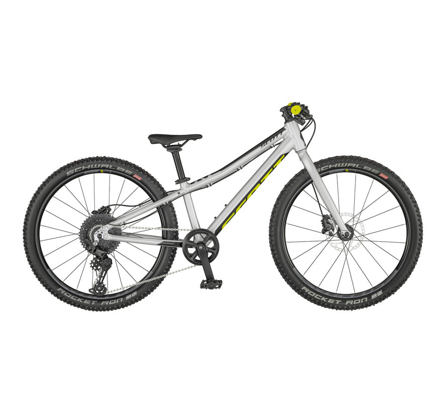 Scale RC 400 2021 - Vélo montagne Enfant 9 à 12 ans (roues 24 pouces)