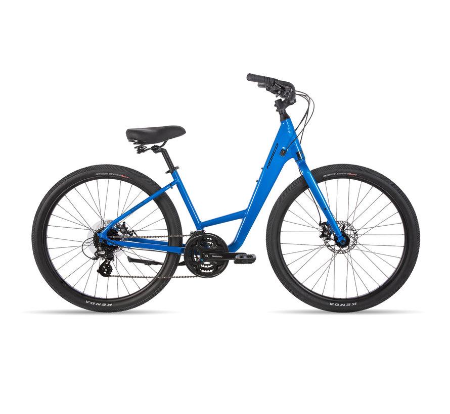 Scene 2 2021 - Vélo hybride urbain (barre basse) Femme