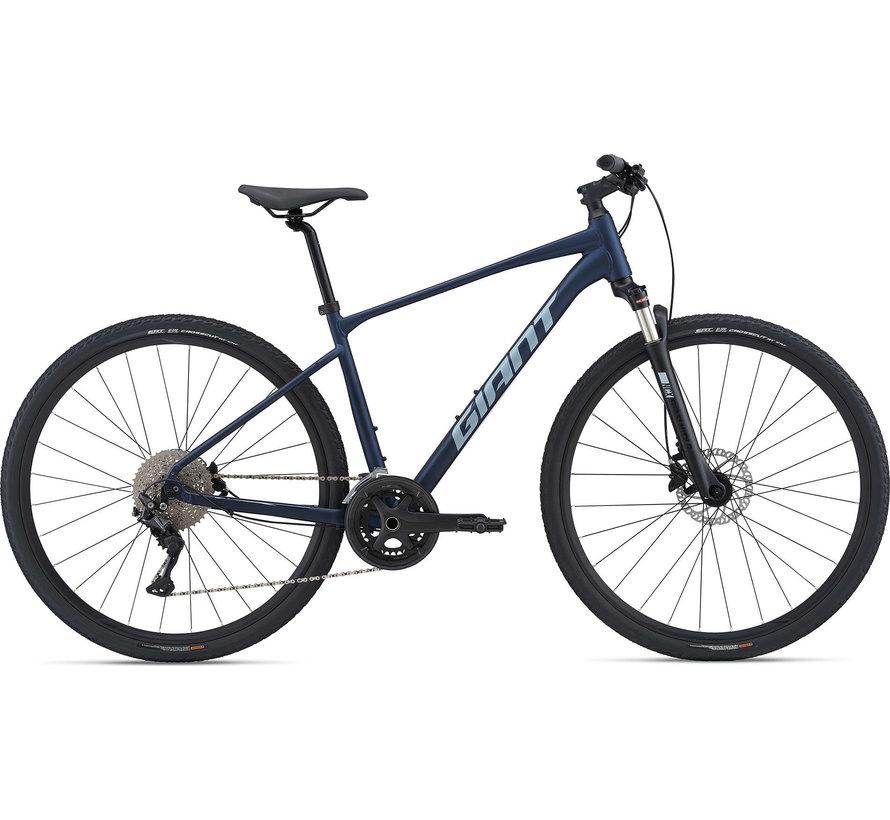 Roam 1 Disc 2022 - Vélo hybride cross simple suspension