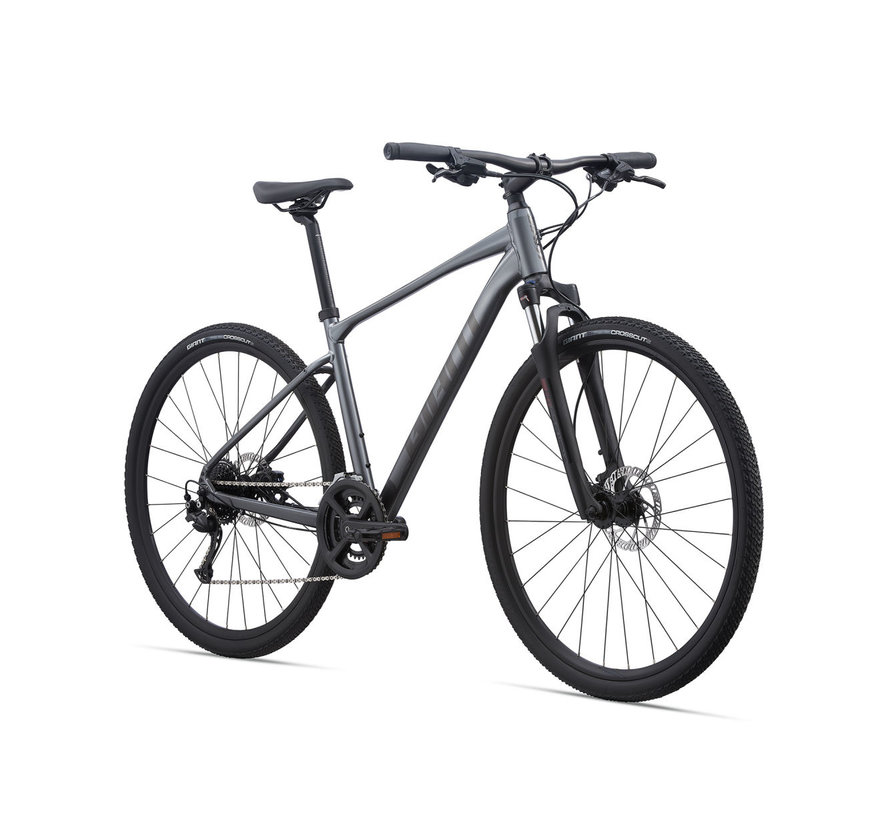 Roam 2 Disc 2021- Vélo hybride cross simple suspension