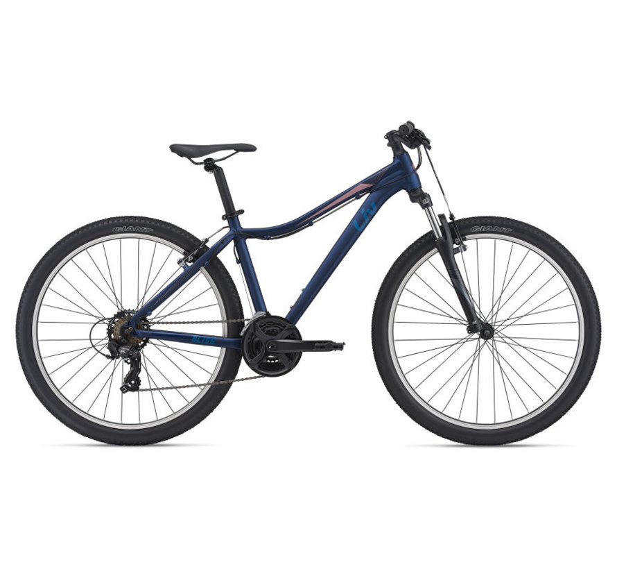 Bliss 2021 - Vélo montagne cross-country XC simple suspension Femme