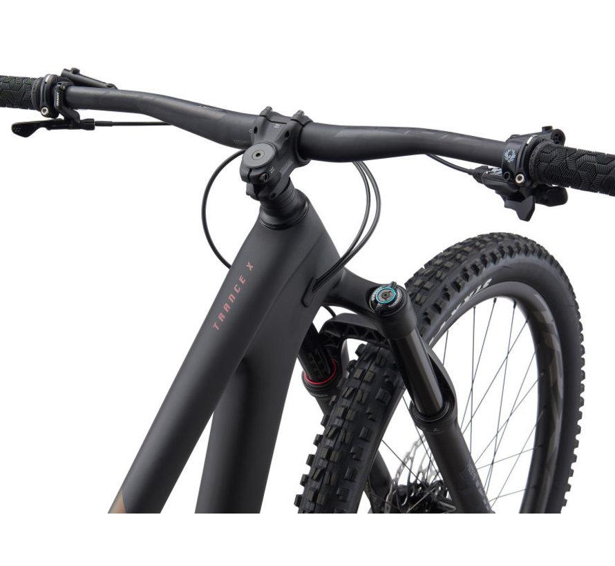 Trance X Advanced Pro 29 2 2021 - Vélo montagne All-mountain double suspension