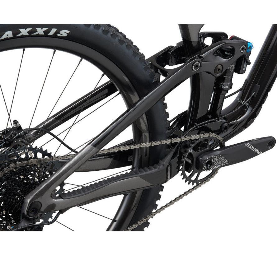 Trance X Advanced Pro 29 1 2021 - Vélo montagne All-mountain double suspension