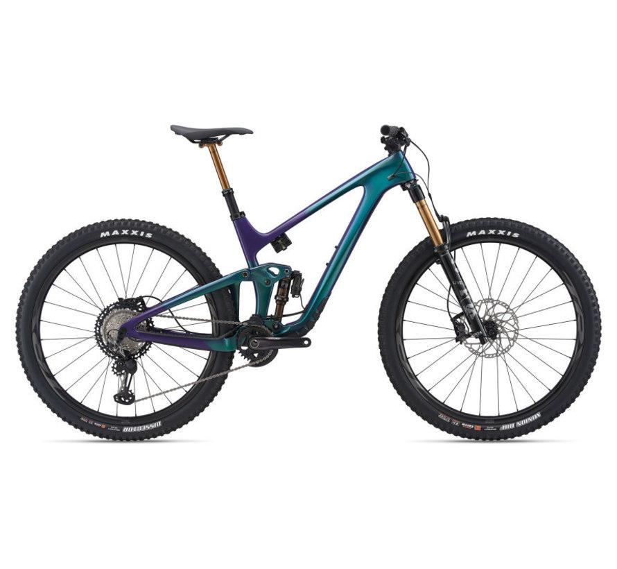 Trance X Advanced Pro 29 0 2021 - Vélo montagne All-mountain double suspension