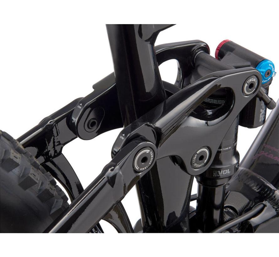 Intrigue X E+1 Pro 2021 - Vélo électrique de montagne All-mountain double suspension Femme