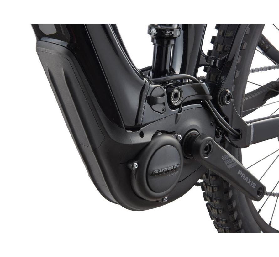 Intrigue X E+1 Pro 2022 - Vélo électrique de montagne All-mountain double suspension Femme