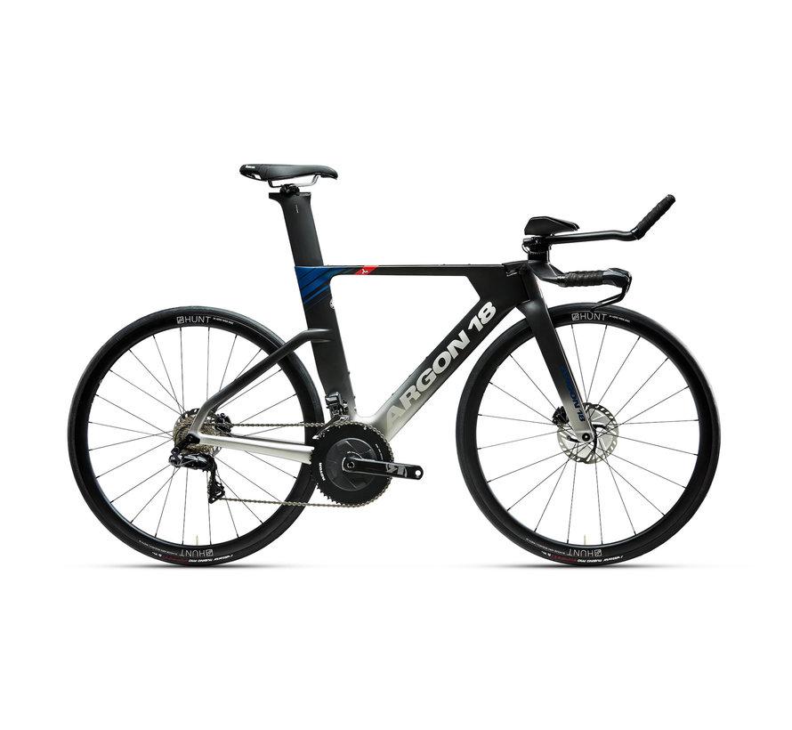 E-118 TRI+ Disc Kit 2 SRAM Force eTap 2021 - Vélo de route triathlon