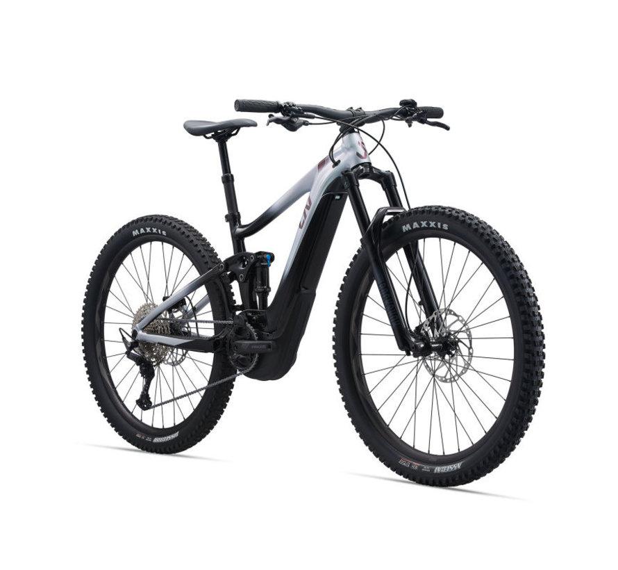 Intrigue X E+ 3 Pro 2022 - Vélo électrique de montagne All-mountain double suspension Femme