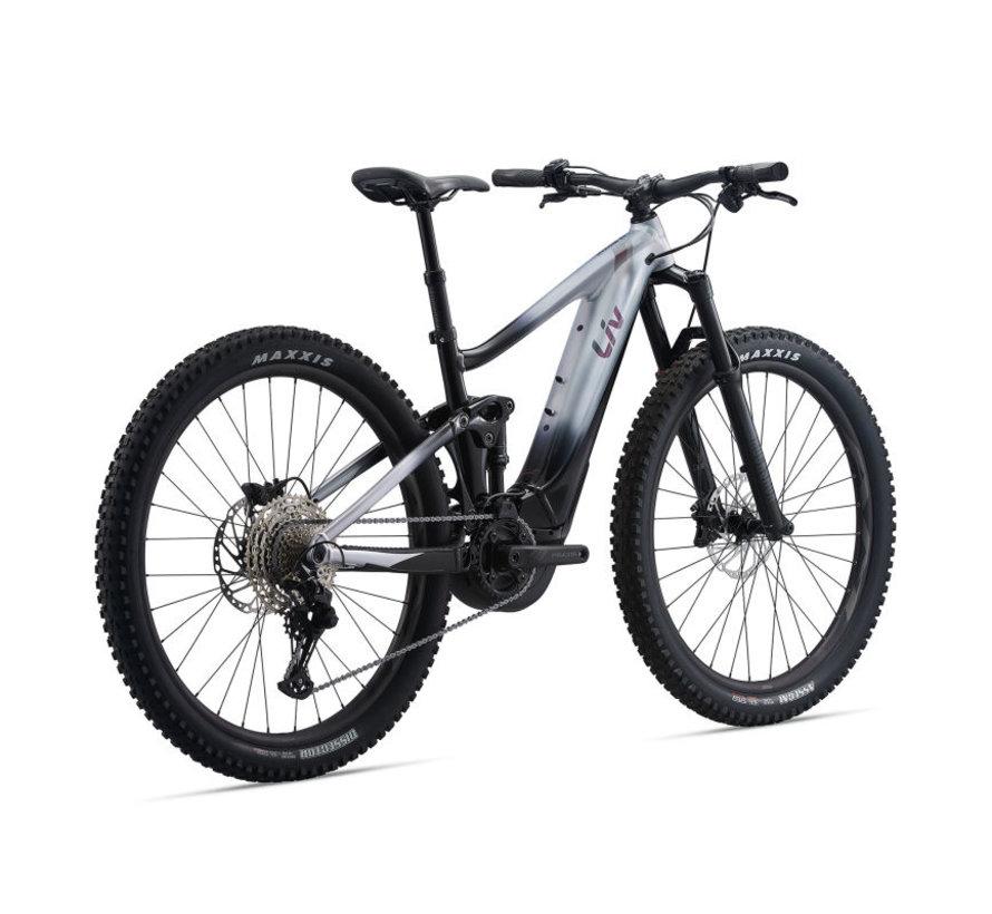Intrigue X E+ 3 Pro 2021 - Vélo électrique de montagne All-mountain double suspension Femme