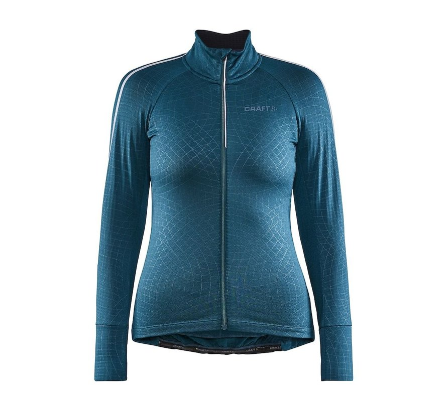 Ideal Thermal - Maillot vélo Femme
