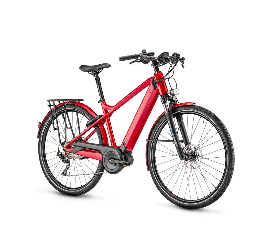 Samedi 28.5 2021 - Vélo hybride électrique simple suspension