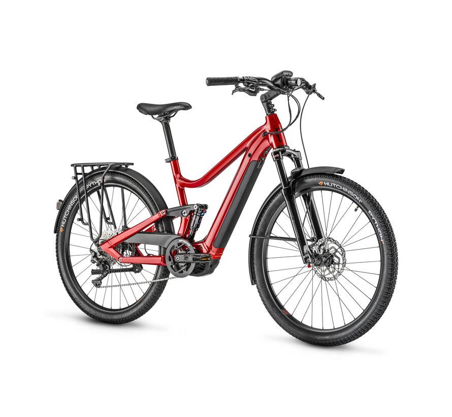 Samedi 27 Xroad FS 5 2021 - Vélo hybride électrique double suspension
