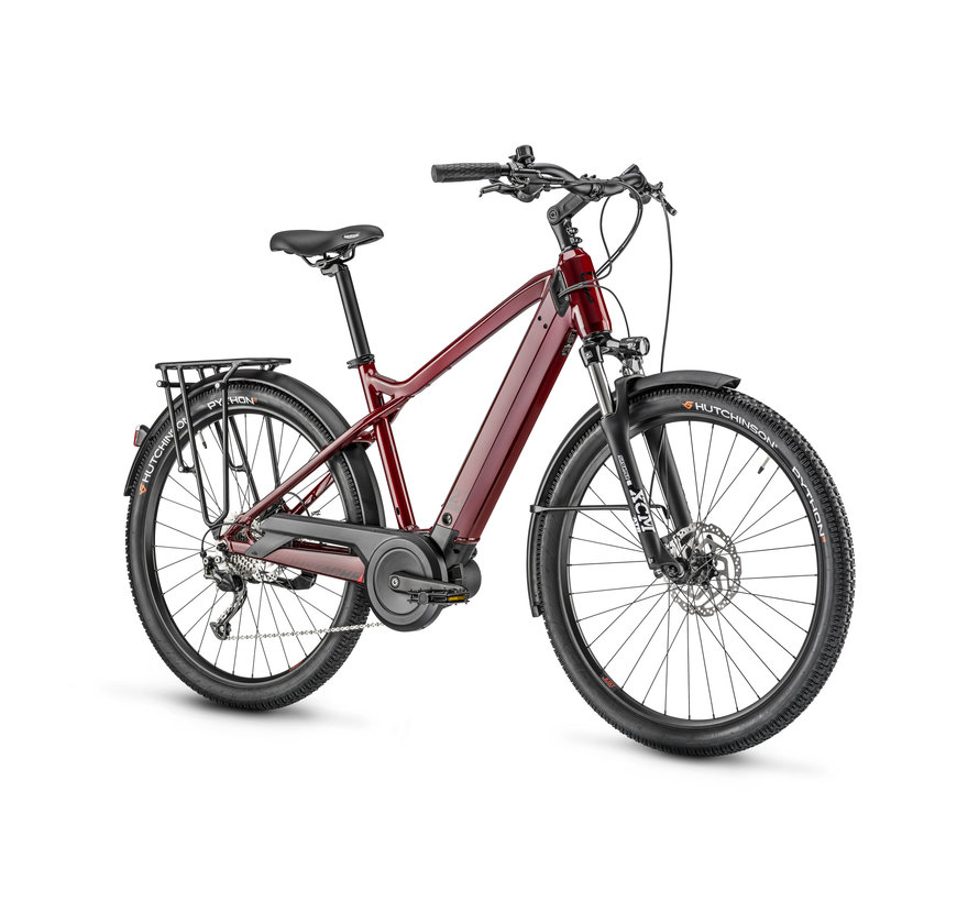 Samedi 27 Xroad 2 2021 - Vélo hybride électrique