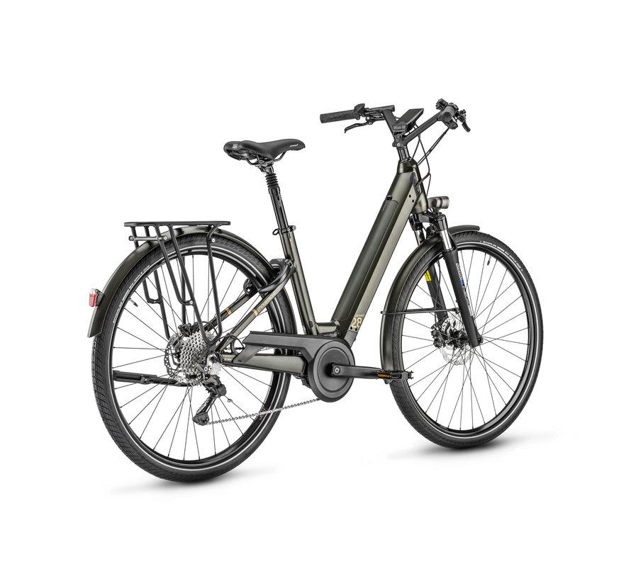 Samedi 28.7 Open 2021 - Vélo hybride électrique simple suspension