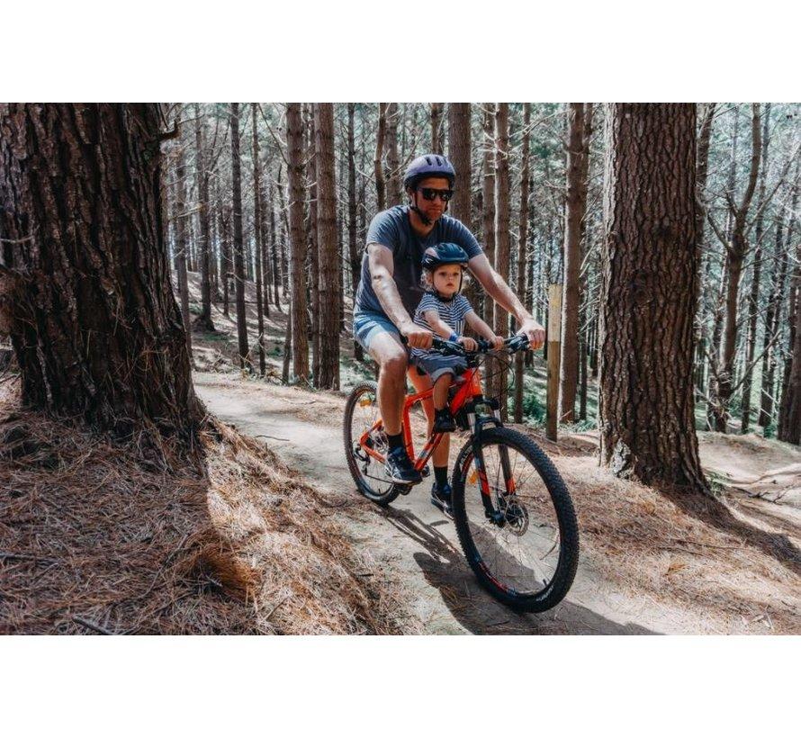 Siège vélo pour enfant sur cadre (avant)