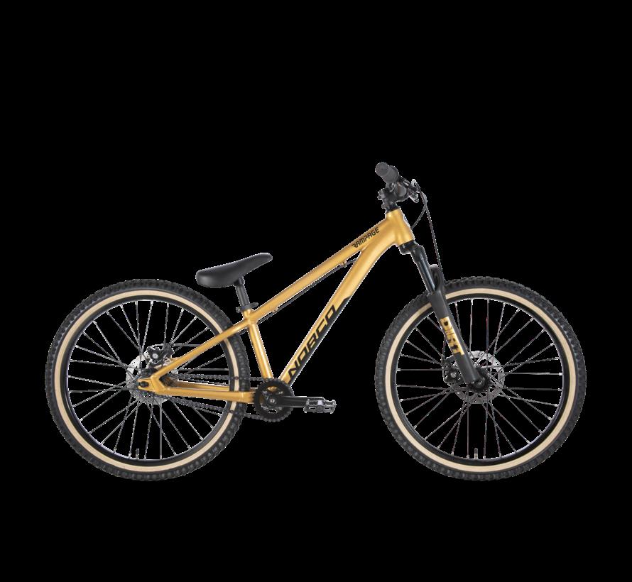 Rampage 4.2 2021 - Vélo montagne dirt jump pour Enfant 8 à 11 ans