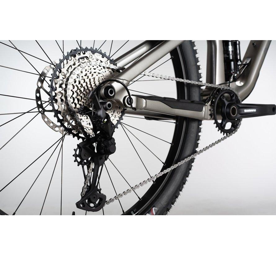 Optic C3 2021 - Vélo montagne All-mountain double suspension