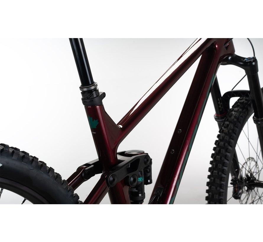 Sight C3 2021 - Vélo montagne All-mountain double suspension
