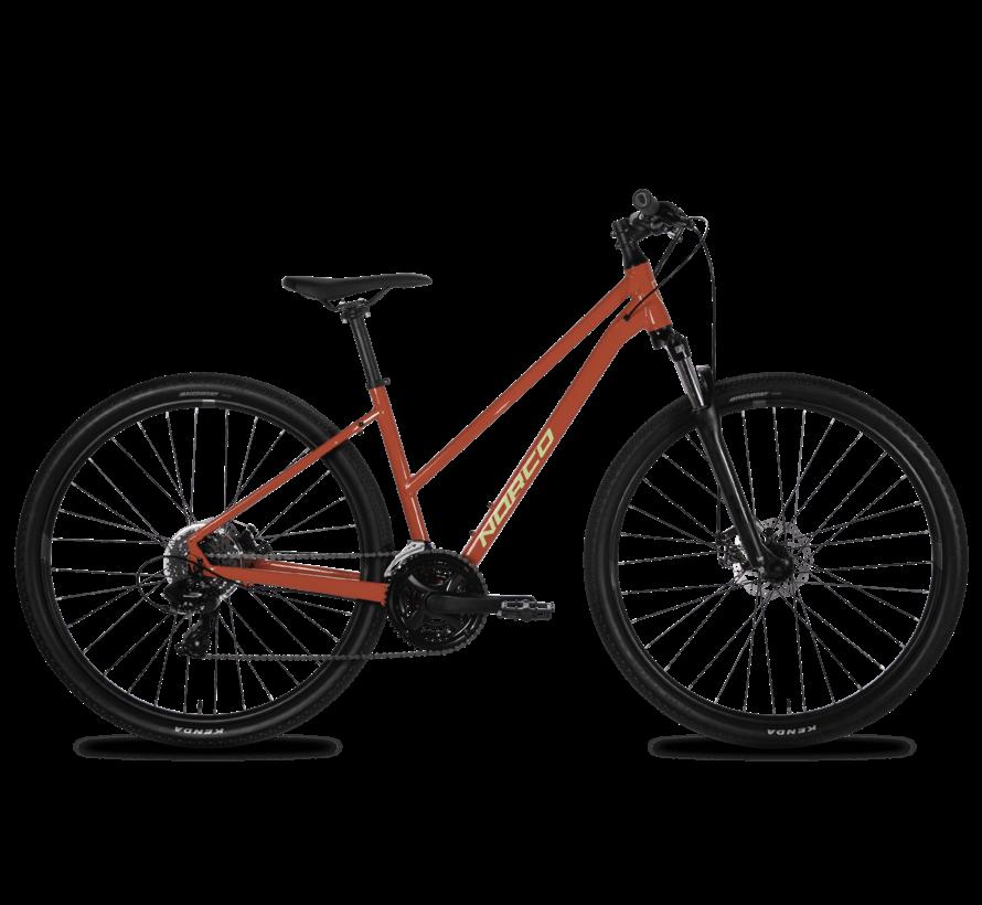 XFR 3 ST 2021 - Vélo hybride cross Femme