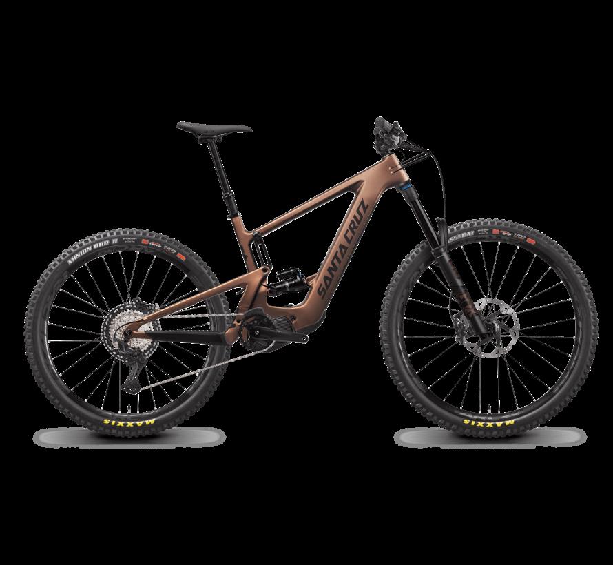 Bullit MX CC XT 2021 - Vélo électrique de montagne Enduro