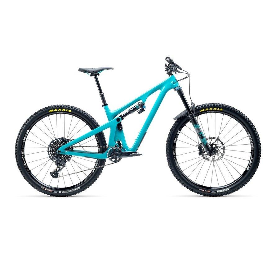 SB130 CLR 2021 - Vélo montagne All-mountain double suspension