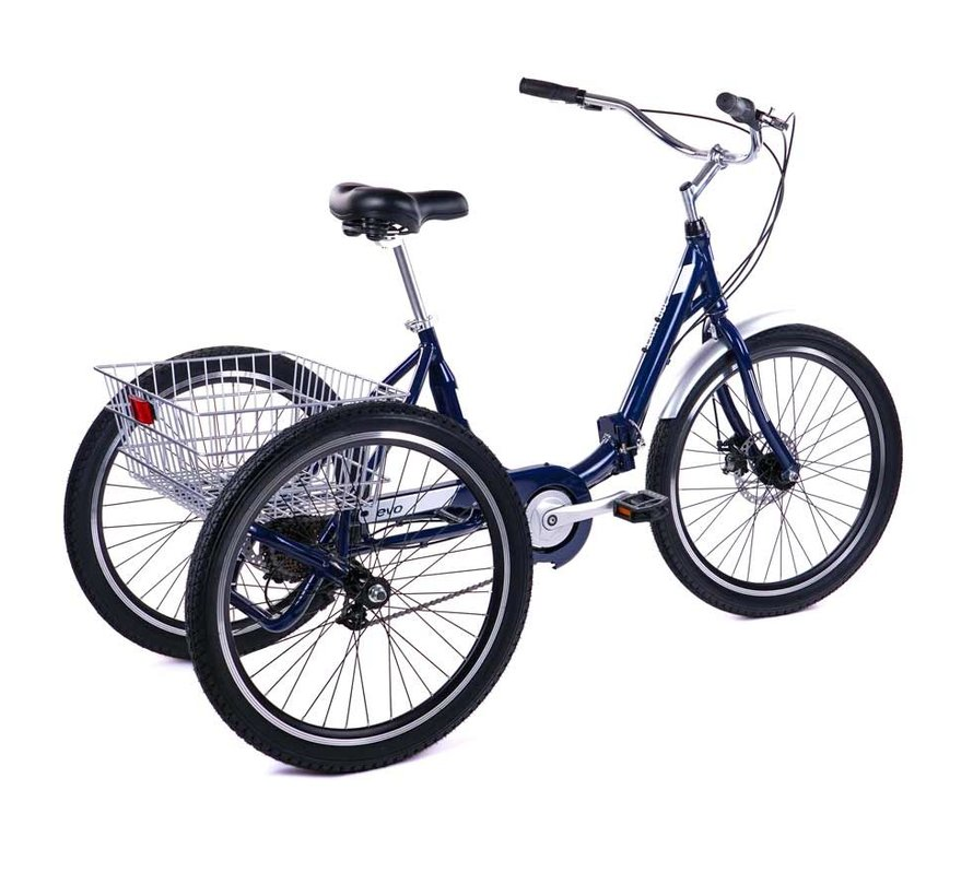 Tricycle Latitude 2021 - Vélo 3 roues adulte